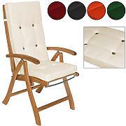 sitzkissen gartenm bel deuba g nstig online kaufen lionshome. Black Bedroom Furniture Sets. Home Design Ideas