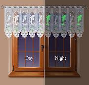 gardine meterwaren g nstig online kaufen lionshome. Black Bedroom Furniture Sets. Home Design Ideas